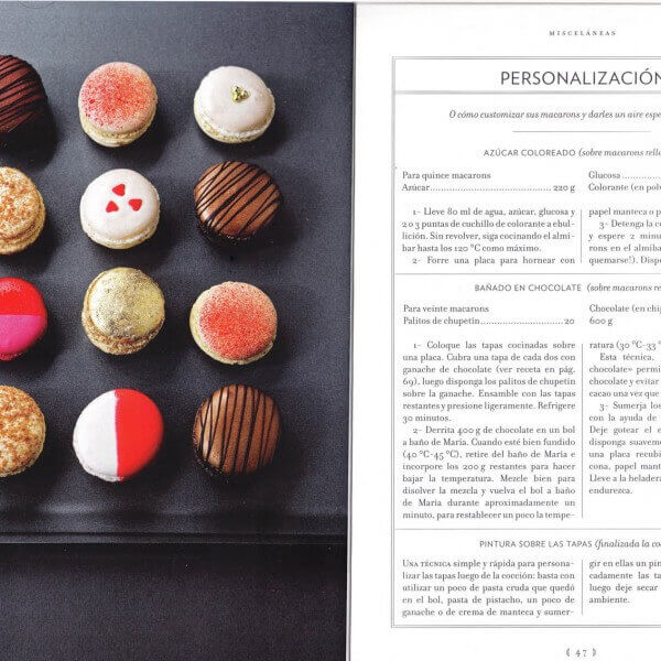 Macarons Boutique de ideas 978-987-25829-7-5